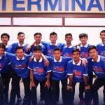 Inilah Video Keseruan SMAN 3 Tasikmalaya Tanding Futsal di Thailand